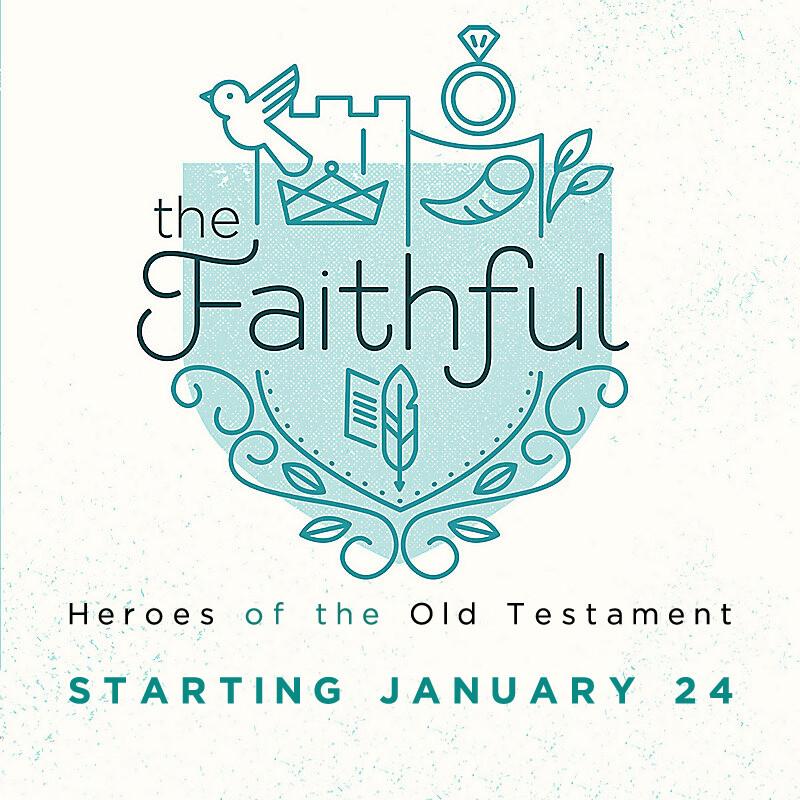 Women's Bible Study: The Faithful