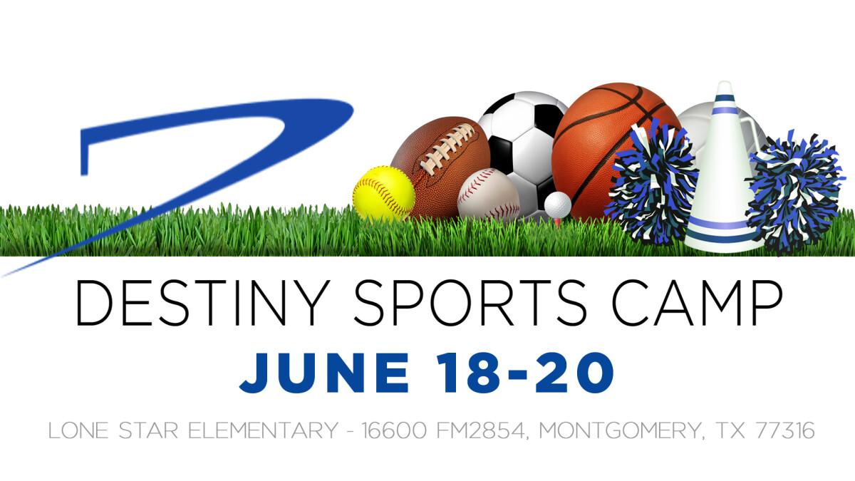 Destiny Sport Camp 2019