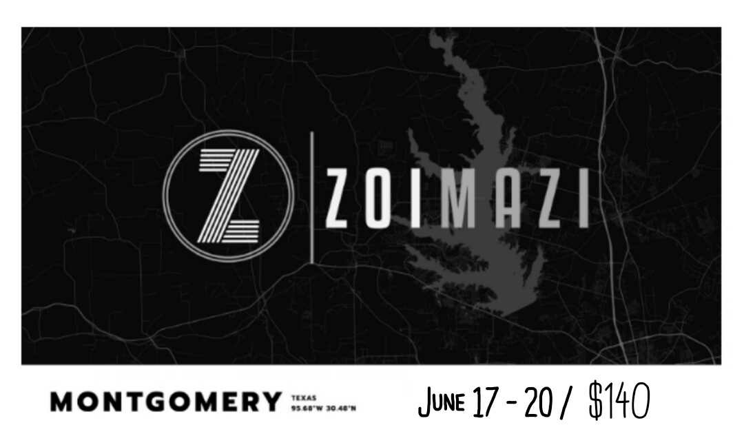 Zoi Mazi Camp 2019